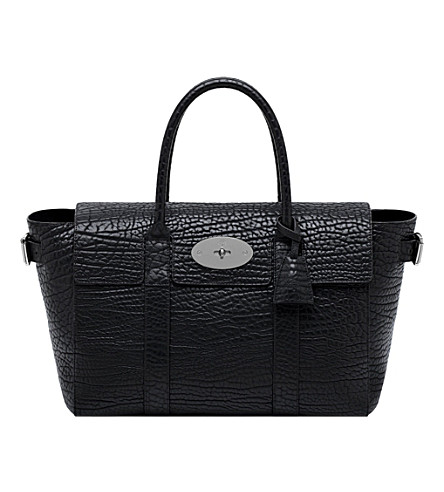 MULBERRY Bayswater Buckle tote (Black