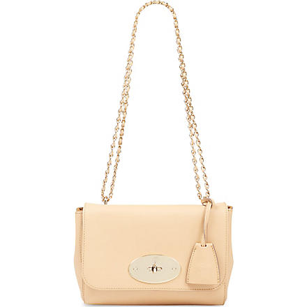 MULBERRY Lily leather shoulder bag (Wheat