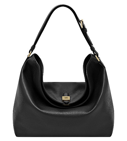 MULBERRY Tessie hobo bag (Black