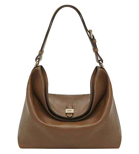 MULBERRY Tessie hobo bag (Oak