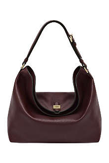 MULBERRY Tessie soft small-grain leather shoulder bag
