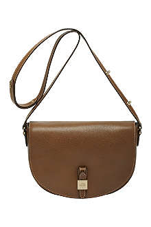 MULBERRY Tessie small soft-grain satchel
