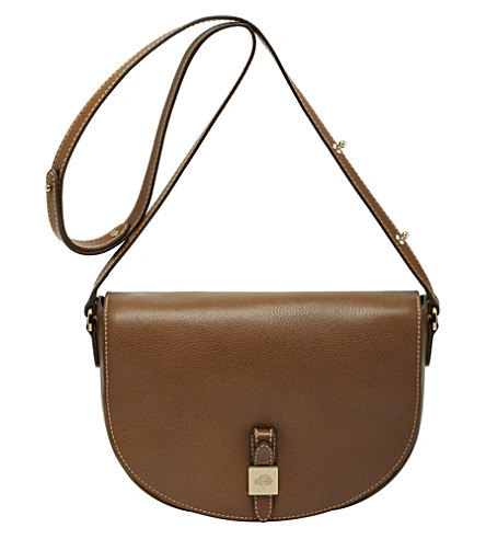 MULBERRY Tessie small satchel (Oak