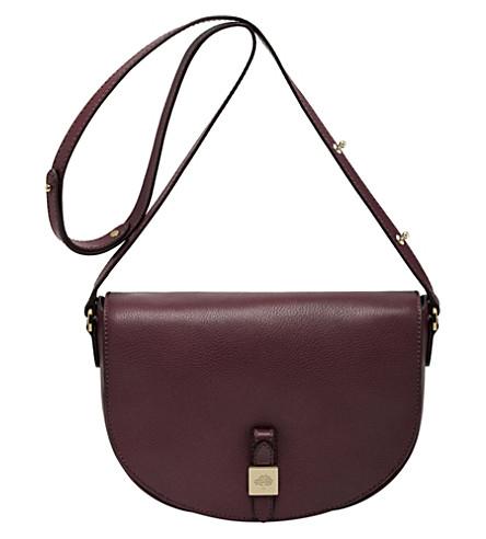 MULBERRY Tessie satchel (Oxblood