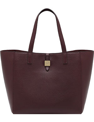 MULBERRY Tessie soft small-grain tote