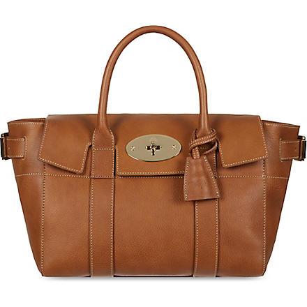 MULBERRY Bayswater handbag (Oak