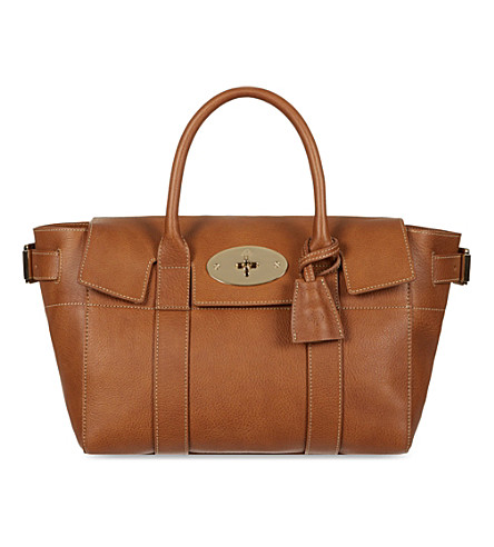 MULBERRY Bayswater bag (Oak