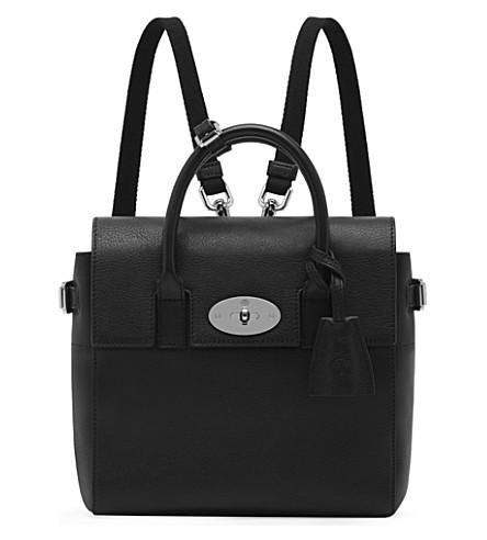 MULBERRY Mini Cara Delevingne bag (Black