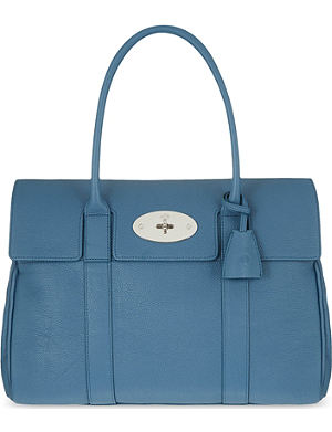 MULBERRY Bayswater small grained leather bag