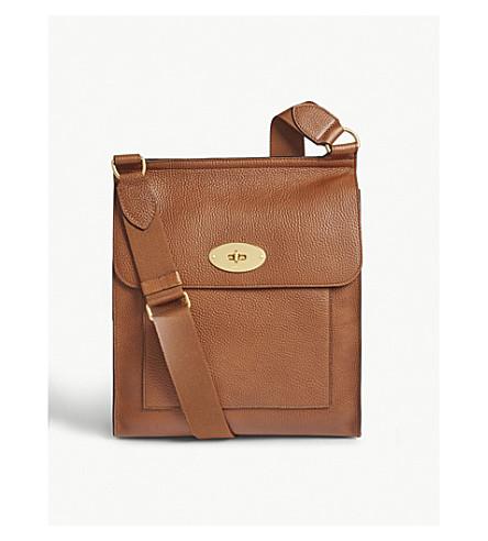 b793fbc3ea MULBERRY Antony leather shoulder bag (Oak