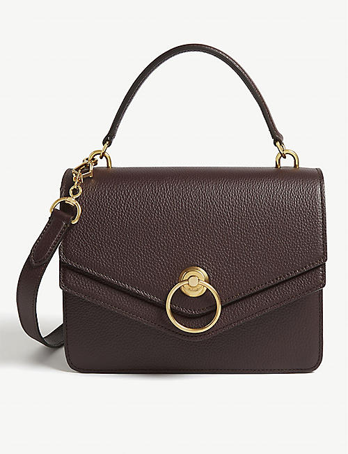 MULBERRY Brockwell shoulder bag. £895.00. MULBERRY Harlow grained leather  satchel e3c0fd3a85