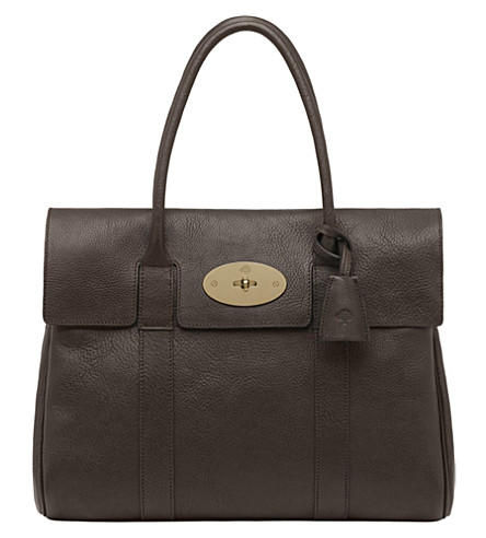 MULBERRY Bayswater bag (Chocolate