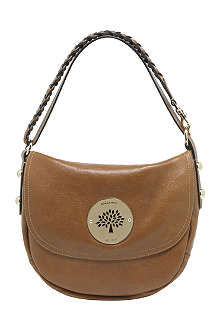 MULBERRY Daria spongy leather satchel