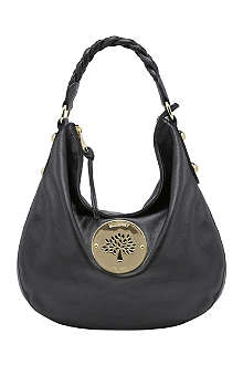 MULBERRY Daria spongy leather medium hobo