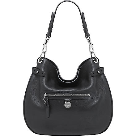 MULBERRY Somerset pebbled leather hobo