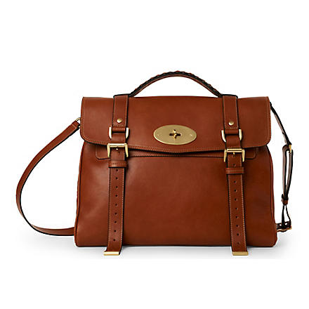 MULBERRY Alexa backpack (Oak