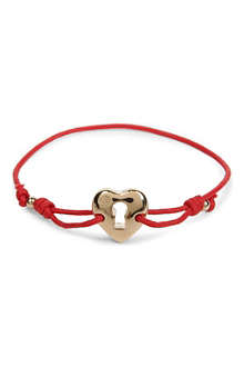 MULBERRY Heart friendship bracelet
