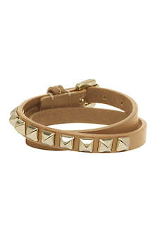 MULBERRY Eliza double wrap bracelet