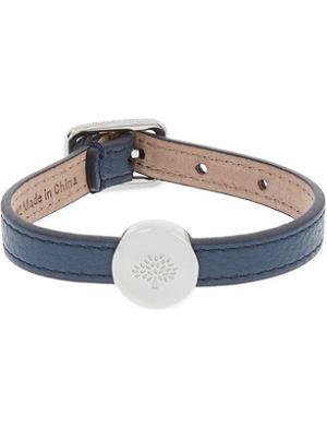 MULBERRY Tree bead leather bracelet