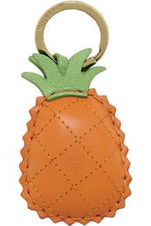 MULBERRY Pineapple key ring