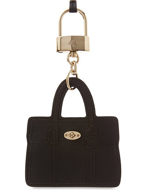 MULBERRY Bayswater bag charm