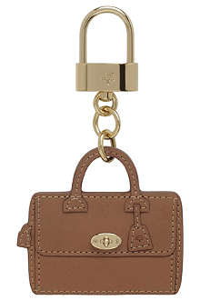 MULBERRY Del Rey bag leather key ring