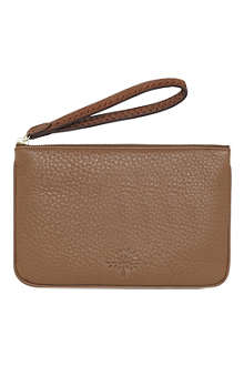 MULBERRY Effie spongy leather pouch