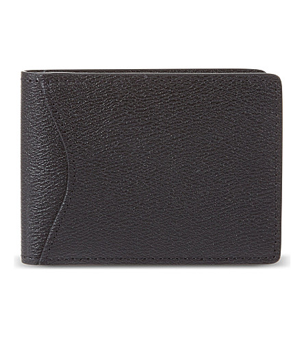 MULBERRY Travel card holder (Black