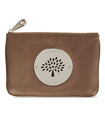 MULBERRY Daria pouch (Taupe
