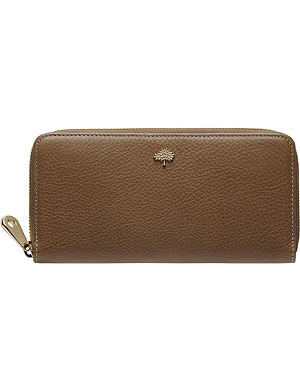 MULBERRY Tree Continental wallet