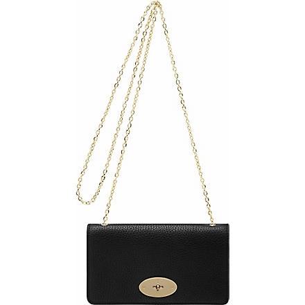 MULBERRY Soft grain grain leather clutch wallet (Black