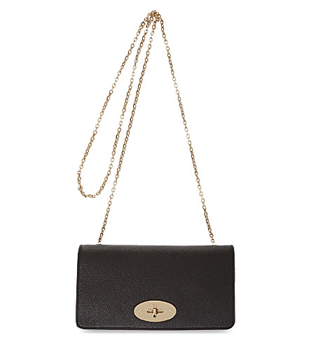 MULBERRY Bayswater clutch wallet (Black