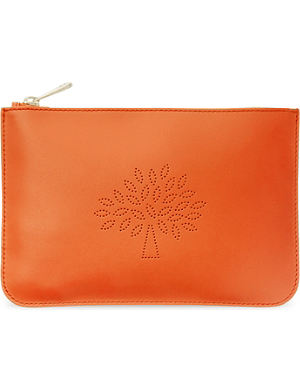 MULBERRY Small Blossom pouch