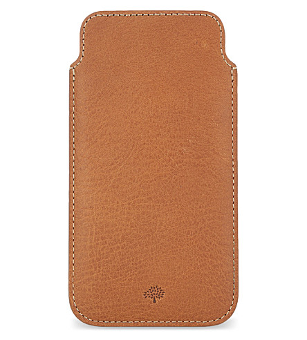 Leather iPhone6 cover