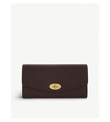 DARLEY LEATHER WALLET