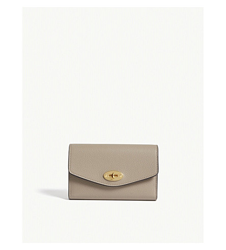 Darley medium grained leather wallet