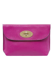 MULBERRY Locked cosmetic purse