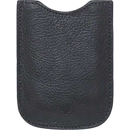 MULBERRY Blackberry cover (Black
