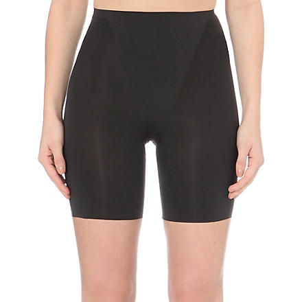 SPANX Mid-thigh shorts (Black