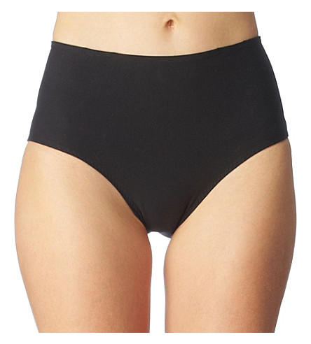 SPANX Spoil Me cotton briefs (Black