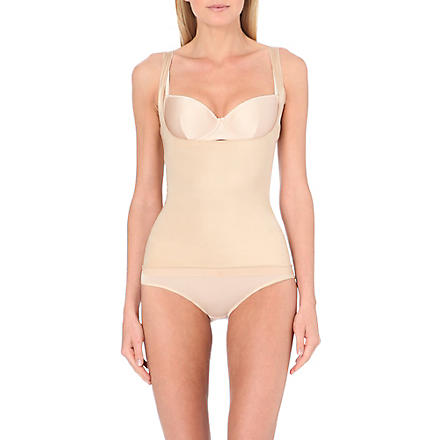 SPANX Slimplicity open-bust camisole (Nude