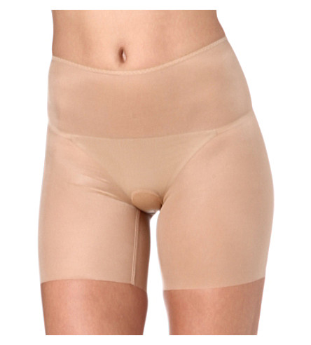 SPANX Skinny Britches shorts (Nude