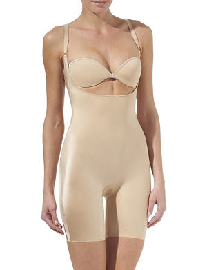 SPANX Slimplicity open-bust slip suit