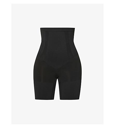 SPANX Super Duper mid-thigh briefs (Black
