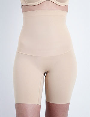 SPANX Shape My Day high-waisted shorts