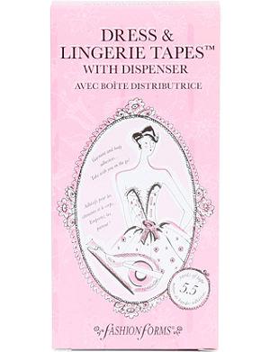 FASHION FORMS Lingerie tape dispenser
