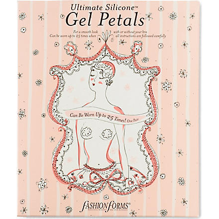 FASHION FORMS Reusable gel petals (Sheer
