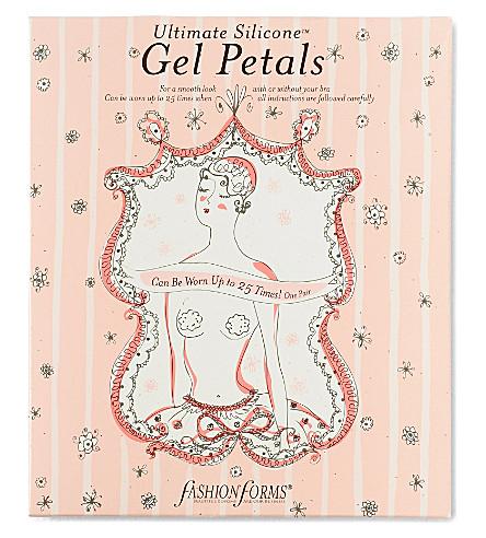 FASHION FORMS Reusable gel petals (Sheer
