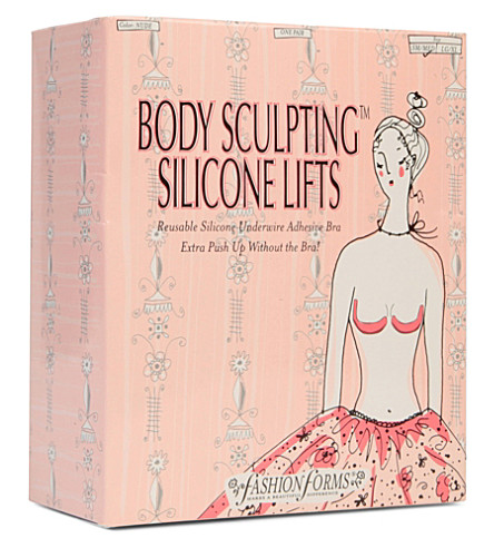 FASHION FORMS Body sculpting silicone lifts (Nude