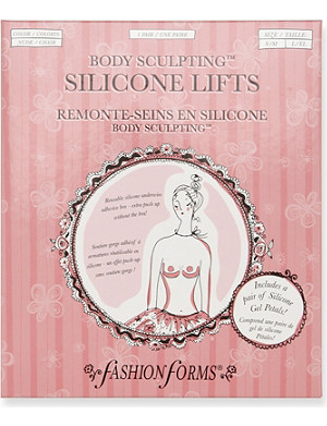 FASHION FORMS Underwired body sculpting silcone lifts
